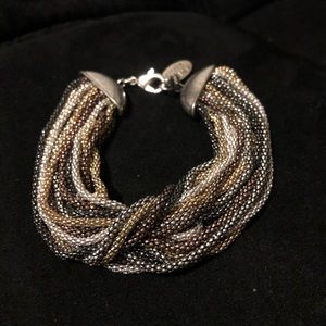 Fall Chain Bracelet